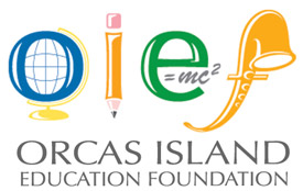 Orcas Island Education Foundation logo